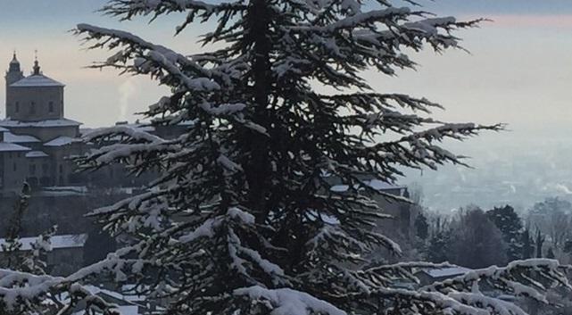 Bergamo neve