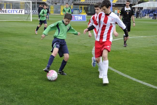 Junior TIM Cup Pre-Gara Bergamo_azione di gioco 3